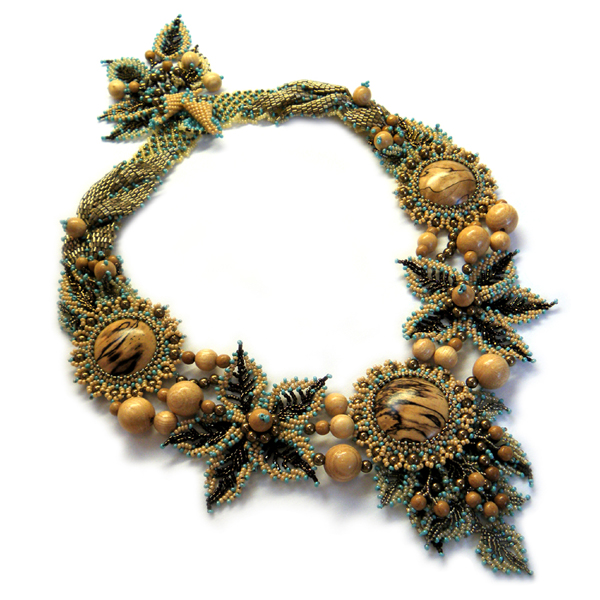 Necklace - Under the Linden Trees