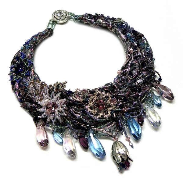 Necklace - Silver Dust